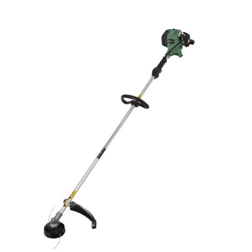 Hitachi CG27EASPSL 26.9cc Gas Straight Shaft String Trimmer with S-Start