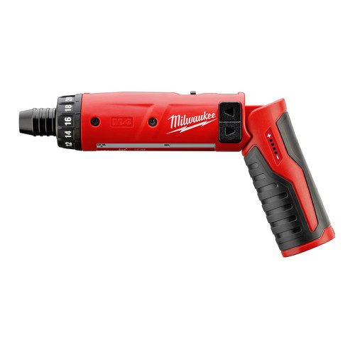 Milwaukee 2101-20 4V Cordless M4 Lithium-Ion 1/4 in. Hex Screwdriver (Bare Tool)