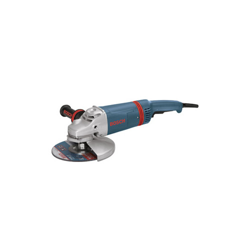 Factory Reconditioned Bosch 1893-6-RT 9 in. 3 HP 6,000 RPM Large Angle Grinder