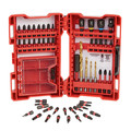 Milwaukee 48-32-4025 52 Pc Shockwave Electrician's Drill and Drive Set image number 0