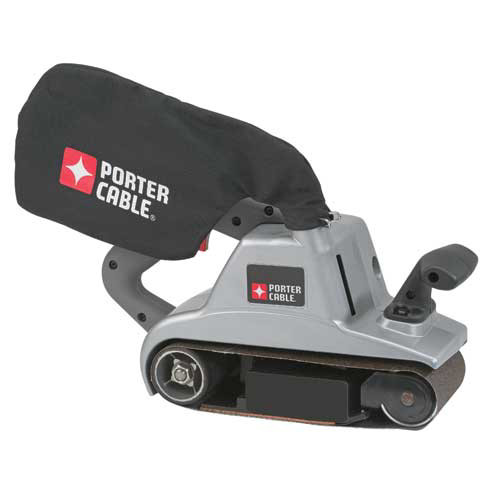 Porter-Cable 362V 4 in. x 24 in. Variable-Speed Sander with Dust Bag