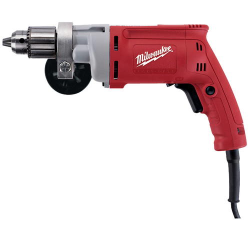 Milwaukee 0299-20 8 Amp 0 - 850 RPM 1/2 in. Corded Magnum Drill image number 0