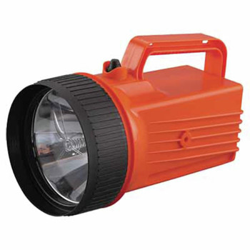 Bright Star 7050 WorkSAFE Waterproof Lantern - Orange/Black
