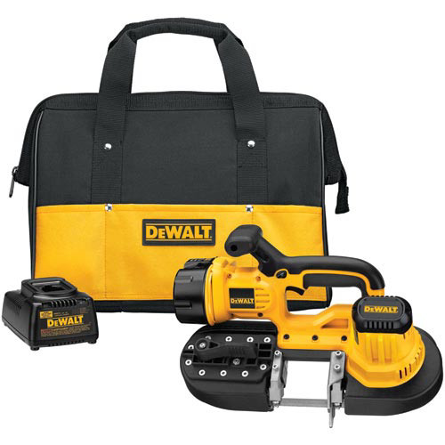 Dewalt DCS370K 18V XRP Cordless Band Saw Kit