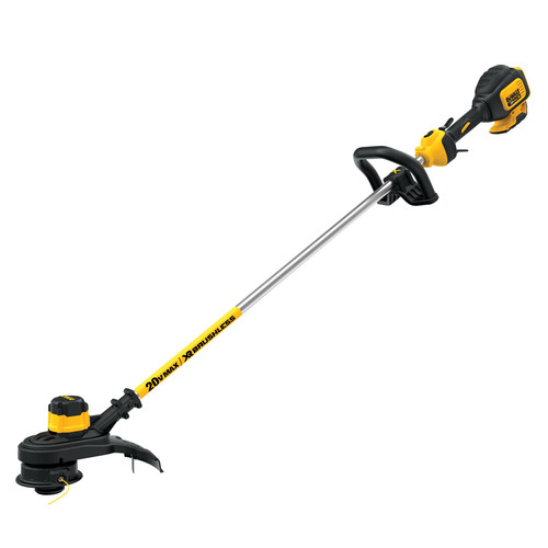 Factory Reconditioned Dewalt DCST920BR 20V MAX Lithium-Ion XR Brushless 13 in. String Trimmer (Tool Only) image number 0