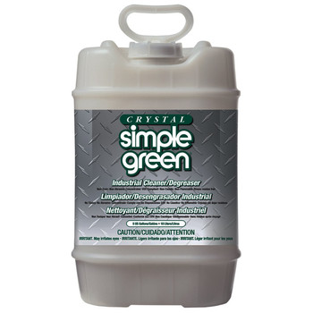 Simple Green 0600000119005 Crystal 5-Gallon Pail Industrial Cleaner/Degreaser