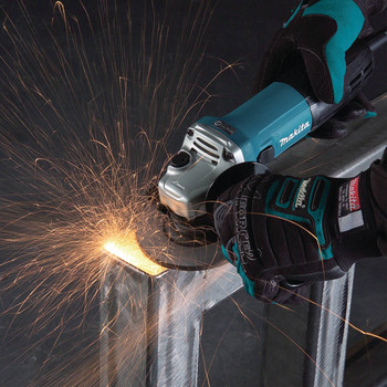 Factory Reconditioned Makita GA4530-R 4‑1/2 in.  Angle Grinder image number 1