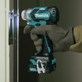 Factory Reconditioned Makita DT04R1-R CXT 12V Cordless Lithium-Ion 1/4 in. Brushless Impact Driver Kit with (2) 2 Ah Batteries image number 10