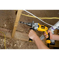 Factory Reconditioned Dewalt DWD210GR 10 Amp 0 - 12000 RPM Variable Speed 1/2 in. Corded Drill image number 4