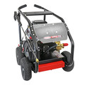 Simpson 65212 4000 PSI 5.0 GPM Gear Box Medium Roll Cage Pressure Washer Powered by VANGUARD image number 1