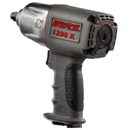 AIRCAT 1200-K NitroCat 1/2 in. Kevlar Composite Air Impact Wrench image number 0