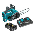 Makita XCU02PT 18V X2 LXT 5.0 Ah Chainsaw Kit