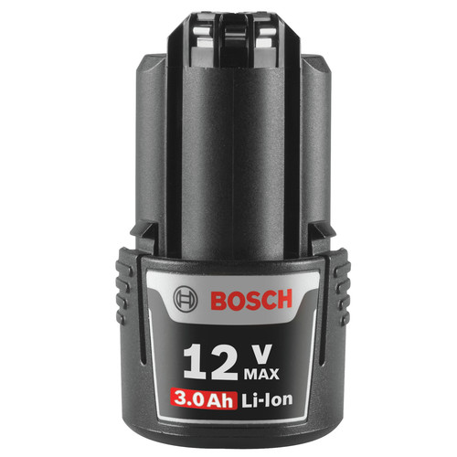 Bosch GBA12V30 12V Max 3 Ah Lithium-Ion Battery image number 0