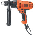 Black & Decker DR560 7 Amp Variable Speed 1/2 in. Corded Drill Driver image number 0