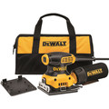 Dewalt DWE6411K 2.4 Amp 1/4 Sheet Finishing Sander Kit