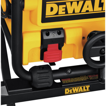 Factory Reconditioned Dewalt DWE7480R 10 in. 15 Amp Site-Pro Compact Jobsite Table Saw image number 3