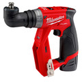 Factory Reconditioned Milwaukee 2505-82 M12 FUEL Brushless Lithium-Ion 3/8 in. Cordless Installation Drill Driver Kit (2 Ah) image number 5