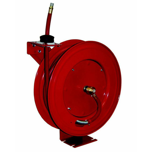 ATD 31166 3/8 in. x 50 ft. Retractable Air Hose Reel image number 0