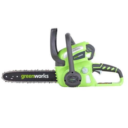 Greenworks 20262 40V G-MAX Lithium-Ion 12 in. Chainsaw Kit image number 0