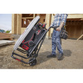 SawStop JSS-120A60 15 Amp 60Hz Jobsite Saw PRO with Mobile Cart Assembly image number 14