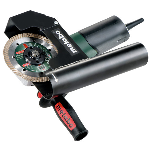Metabo 600431690 T 13-125 12 Amp 9,600 RPM 5 in. Corded TuckPoint Cutting System with Lock-on image number 0