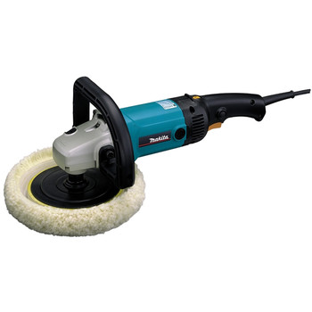 Factory Reconditioned Makita 9227C-R 7 in. Electronic Sander-Polisher