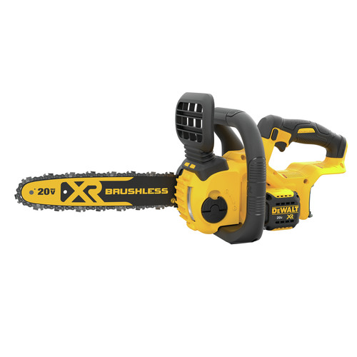 Dewalt DCCS620B 20V MAX XR Brushless Lithium-Ion 12 in. Compact Chainsaw (Tool Only) image number 0