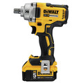 Dewalt DCF894P2 20V MAX XR 1/2 in. Mid-Range Cordless Impact Wrench with Detent Pin Anvil Kit image number 2