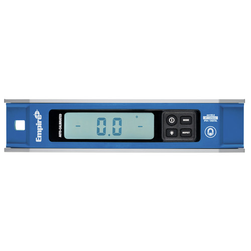Empire EM105.9 9 in. Magnetic Digital Torpedo Level image number 0