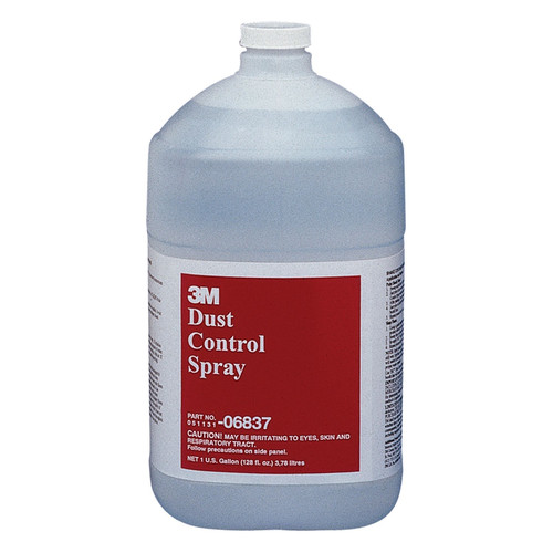 3M 6837 Dust Control Spray 1 Gallon image number 0