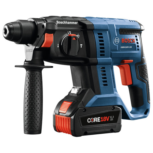 Factory Reconditioned Bosch GBH18V-20N-RT 18V 3/4 In. SDS-plus Rotary Hammer (Tool Only) image number 1