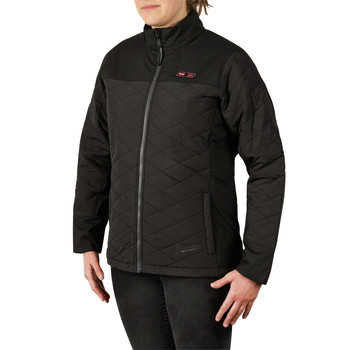 Milwaukee 233B-21L M12 12V Li-Ion Heated Women's AXIS Jacket Kit - Large