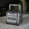 Factory Reconditioned Makita XRM08B-R 18V LXT / 12V max CXT Lithium-Ion Bluetooth Job Site Speaker, (Tool Only) image number 8