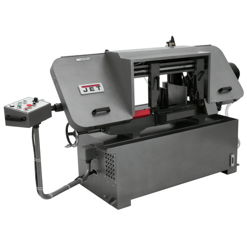 JET 414476 3HP 12 in. x 20 in. Semi-Auto Horizontal Band Saw image number 1