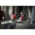 Milwaukee 2853-22 M18 FUEL Compact Lithium-Ion 1/4 in. Cordless Hex Impact Driver Kit (5 Ah) image number 6