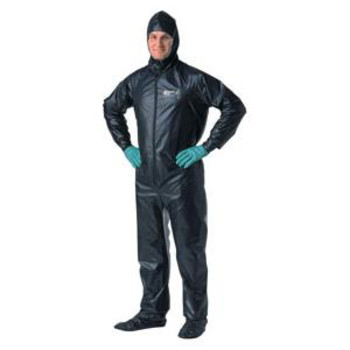 Shoot Suit 2003 Black Painter's Suit (X-Large)