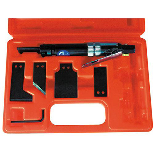 Astro Pneumatic 1750K Air Scraper Kit with 4 Blades image number 0