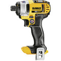 Dewalt DCF885C1 20V MAX 1.5 Ah Cordless Lithium-Ion 1/4 in. Impact Driver Kit image number 1