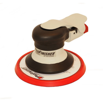 Hutchins 600-H ProFinisher 3/16 in. Offset 6 in. Hook Pad Random Orbital Palm Sander