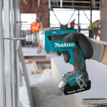 Makita XSF04R 18V LXT 2.0 Ah Lithium-Ion Compact Brushless Cordless 2,500 RPM Drywall Screwdriver Kit image number 7