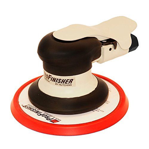 Hutchins 700 ProFinisher 5/16 in. Offset 6 in. Random Orbital Action Sander