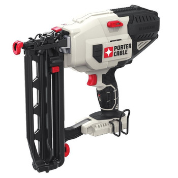 Porter-Cable PCC792B 20V MAX Cordless Lithium-Ion 16 Gauge Straight Finish Nailer (Tool Only)