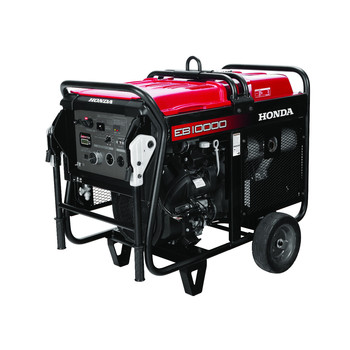 Honda 663610 EB10000 10000 Watt Portable Generator with Co-Minder