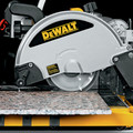 Dewalt D24000 10 in. Wet Tile Saw image number 22