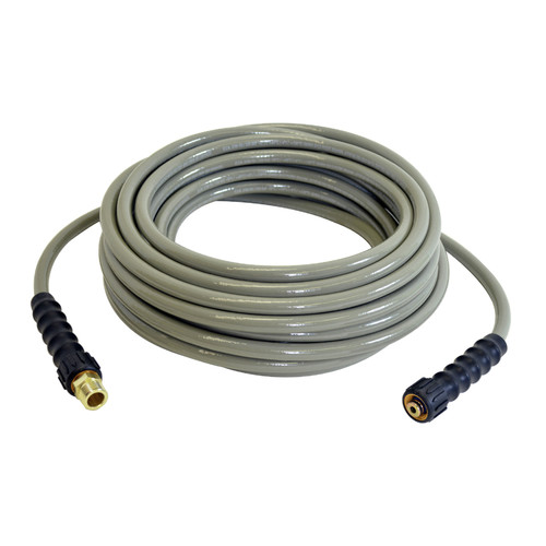 Simpson 41109 MorFlex 3700 PSI 5/16 in. x 50 ft. Cold Water Replacement/Extension Hose image number 0