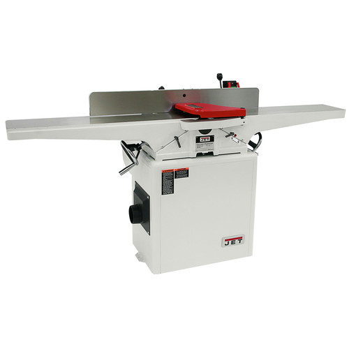 JET JWJ-8HH 8 in. Helical Head Jointer Kit image number 0