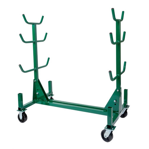 Greenlee 50153439 1,000 lb. Capacity Portable Pipe and Conduit Rack