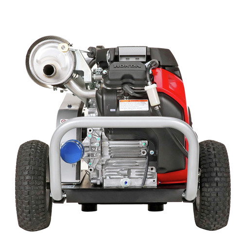 Simpson 60243 WaterShotgun 5000 PSI 5.0 GPM Professional Gas Pressure Washer with Comet Triplex Pump image number 2