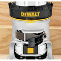 Dewalt DWP611 1-1/4 HP Variable Speed Premium Compact Router with LED image number 9