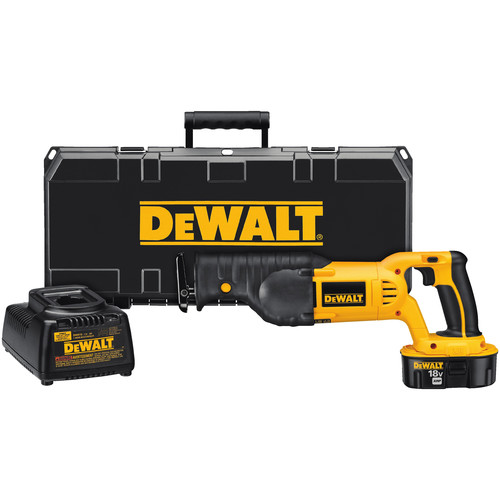 Dewalt 115-DC385K 18V XRP Cordless 1-1/8 in. Reciprocating Saw Kit
